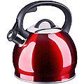 28207 Чайник 2,7л нерж/сталь со свистком MB (х12)