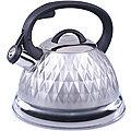 28210 Чайник 2,6л нерж/сталь со свистком MB (х12)