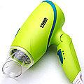 10897 Фен 1600Вт 3 скор,сгинающ/ручка ZM (х12)