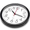0134м Часы настенные Маленькие 25х2510д0134(х20)