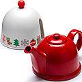 24309 Чайник-завар. 0,8л с термо-колпаком МВ (х16)