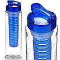 27093 Бутылка для воды с инфузером 650 мл MB (х12)
