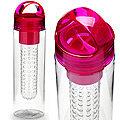 27102 Бутылка для воды с инфузером 650 мл MB (х50)цвет в ассортименте